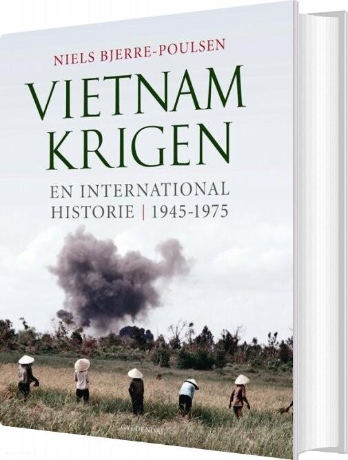 Image of   Vietnamkrigen - Niels Bjerre-poulsen - Bog