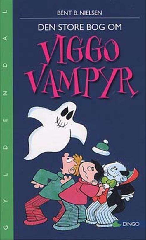 Image of   Viggo Vampyr -1 - Bent B. Nielsen - Bog