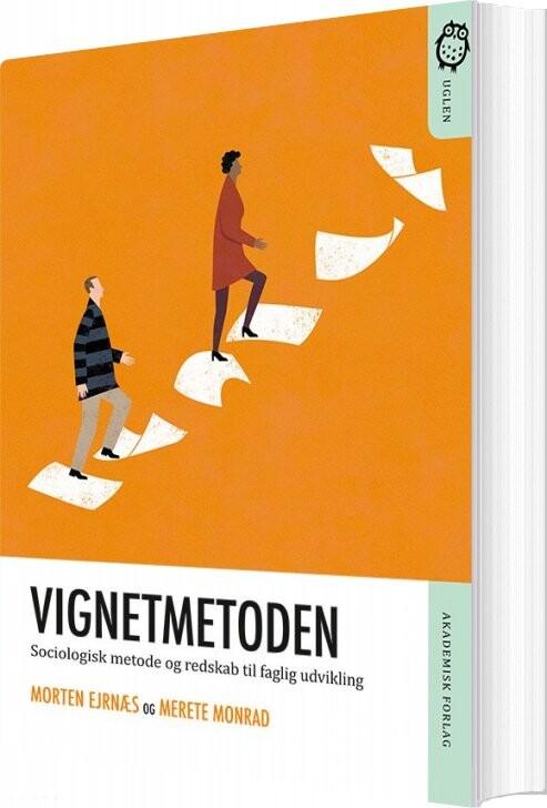 Billede af Vignetmetoden - Morten Ejrnæs - Bog
