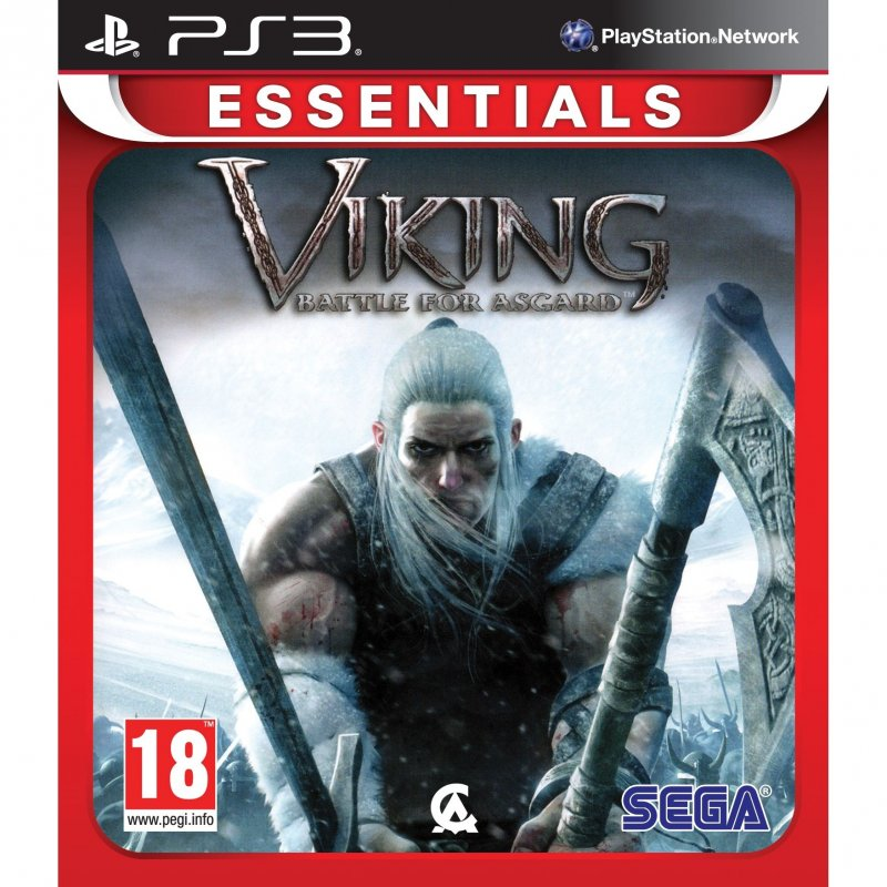 Image of   Viking: Battle For Asgard - PS3