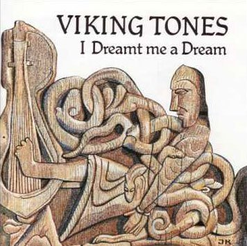 Image of   Erik Axel Wessberg - I Dreamt Me A Dream - CD