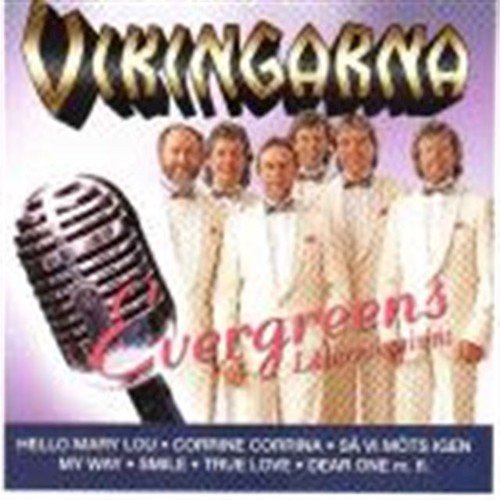 Vikingarna - Evergreens - Låtar Vi Minns - CD