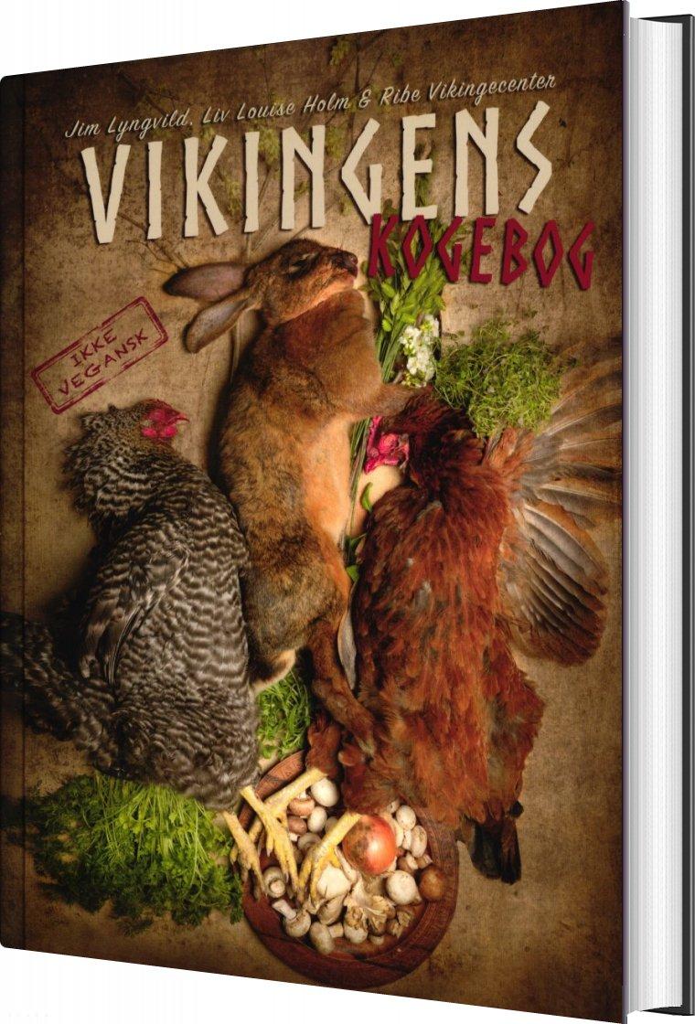 Vikingens Kogebog - Jim Lyngvild - Bog