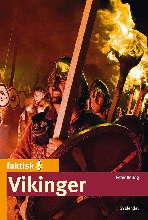 Image of   Vikinger - Peter Bering - Bog