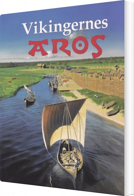 Image of   Vikingernes Aros - Diverse - Bog