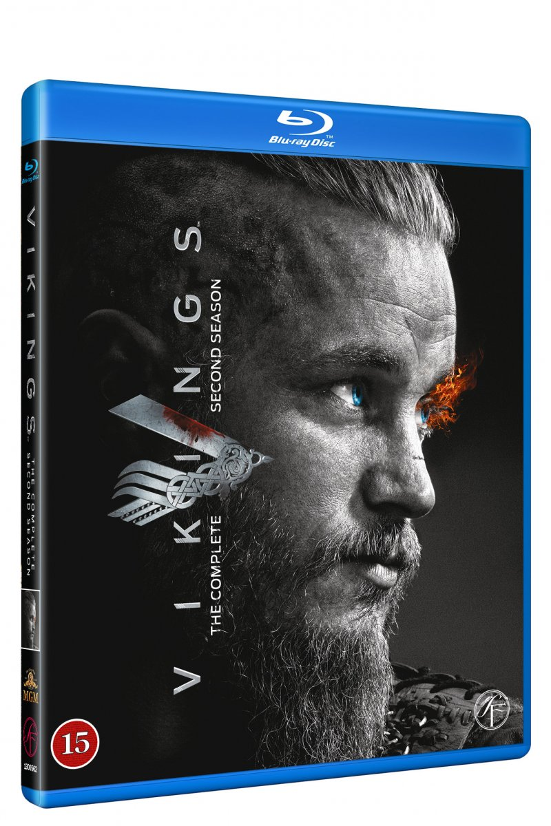 Vikings - Sæson 2 - Blu-Ray - Tv-serie