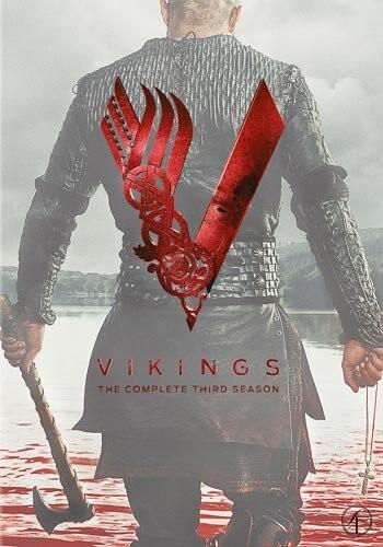 Vikings - Sæson 3 - Blu-Ray - Tv-serie