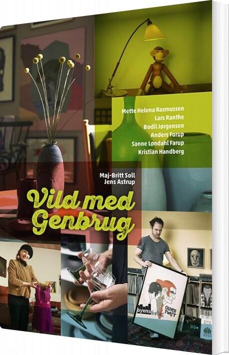 Image of   Vild Med Genbrug - Maj-britt Soll - Bog