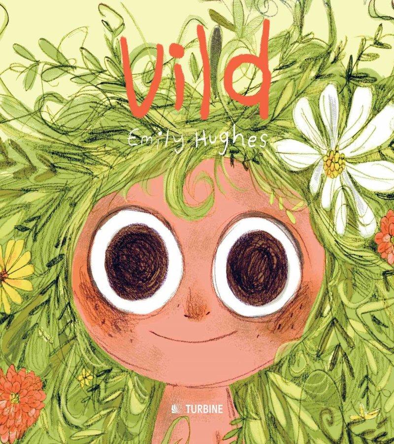 Image of   Vild - Emily Hughes - Bog