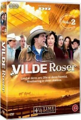 Vilde Roser - Sæson 1 - Boks 2 - DVD - Tv-serie