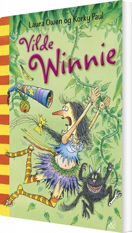 Image of   Vilde Winnie - Laura Owen - Bog