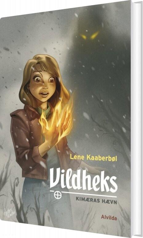 Vildheks 3: Kimæras Hævn - Lene Kaaberbøl - Bog
