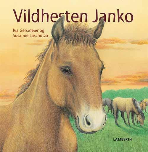 Vildhesten Janko - Ria Gersmeier - Bog