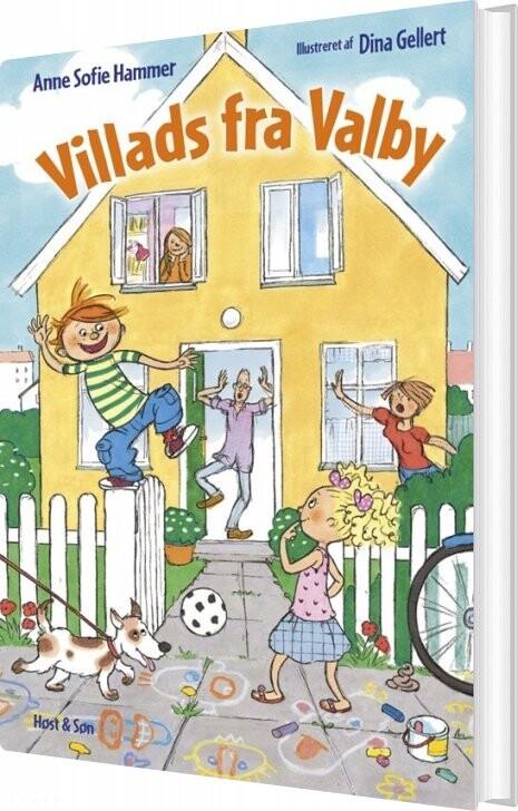 Villads Fra Valby - Anne Sofie Hammer - Bog