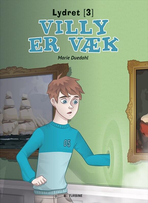 Villy Er Væk - Marie Duedahl - Bog