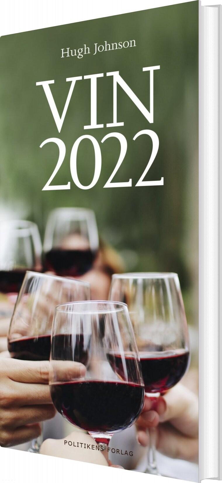 Vin 2022 - Hugh Johnson - Bog