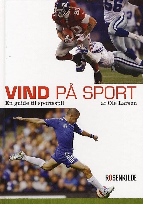 Image of   Vind På Sport - Ole Larsen - Bog