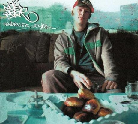 Image of   Jack Luger - Vinden Er Vendt - CD