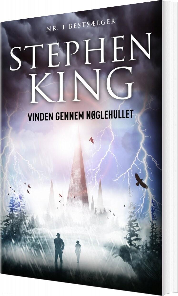 Vinden Gennem Nøglehullet af Stephen King - Hæftet Bog