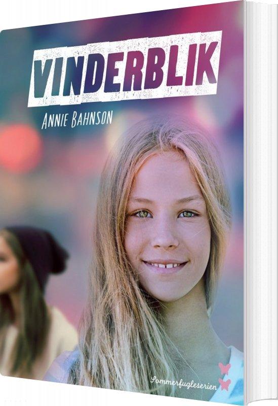 Vinderblik - Annie Bahnson - Bog