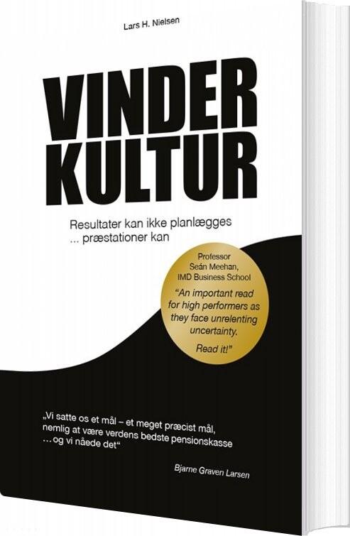 Image of   Vinderkultur - Lars H. Nielsen - Bog