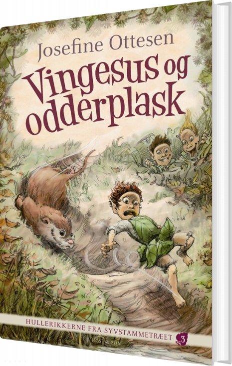 Vingesus Og Odderplask - Josefine Ottesen - Bog