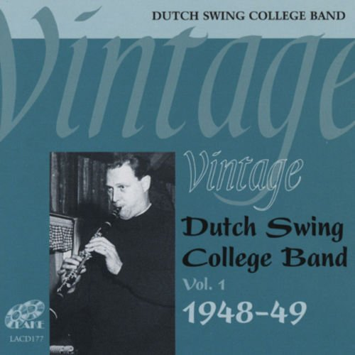 Image of   Dutch Swing College Band - Vintage Dutch Swing - CD