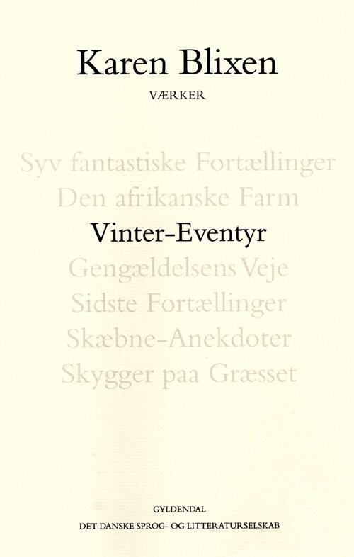 Vinter-eventyr - Karen Blixen - Bog