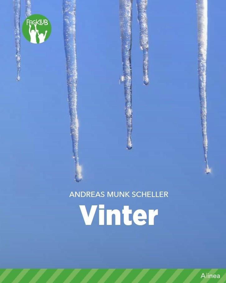 Vinter - Grøn Fagklub - Andreas Munk Scheller - Bog