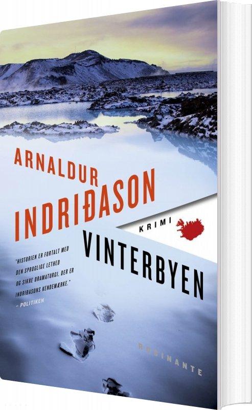 Vinterbyen - Arnaldur Indridason - Bog