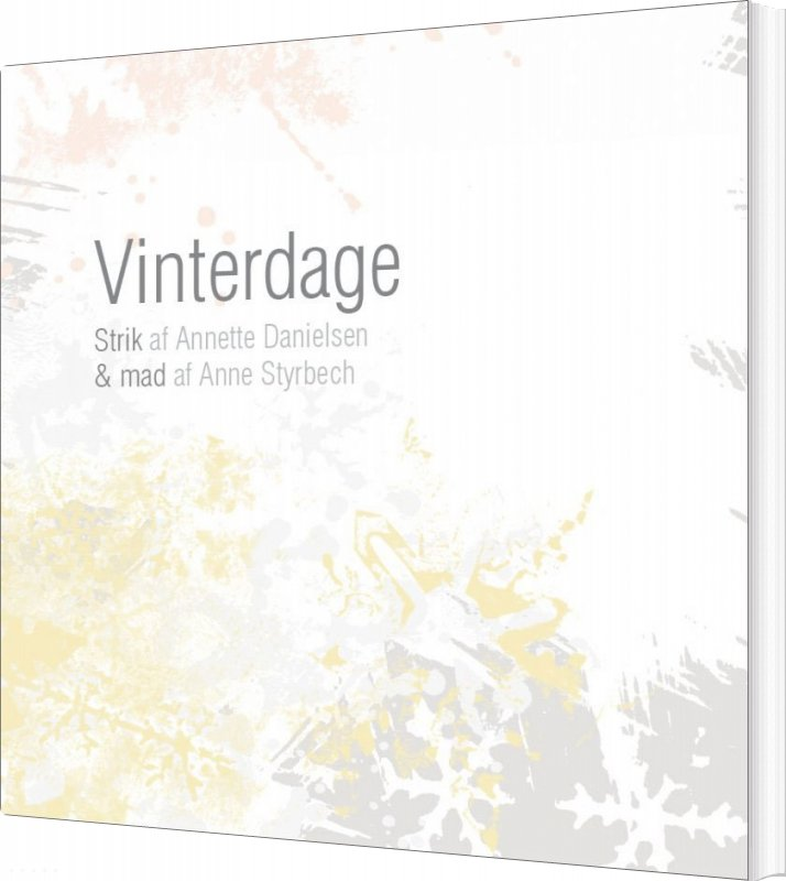 Vinterdage - Annette Danielsen - Bog