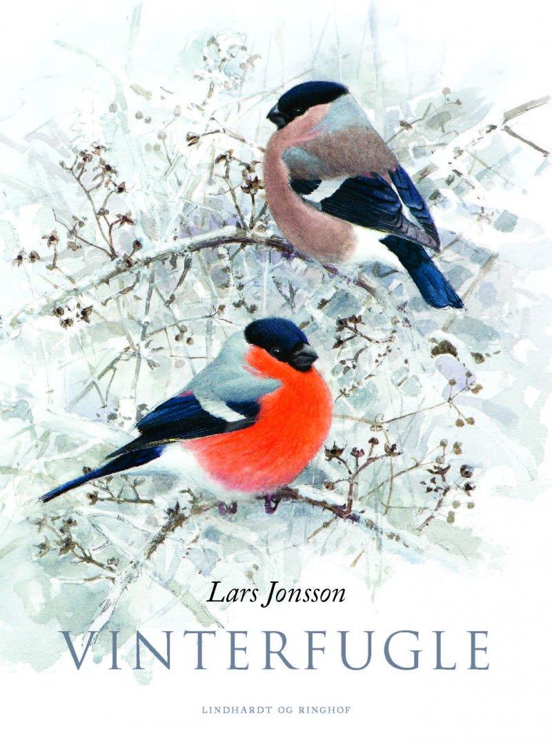 Image of   Vinterfugle - Lars Jonsson - Bog