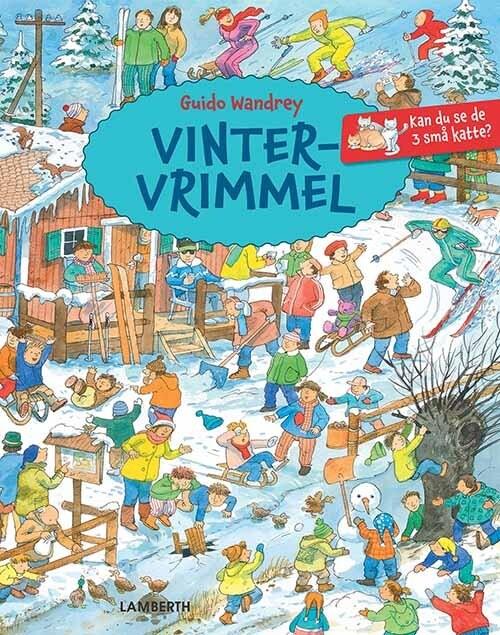 Vintervrimmel - Guido Wandrey - Bog