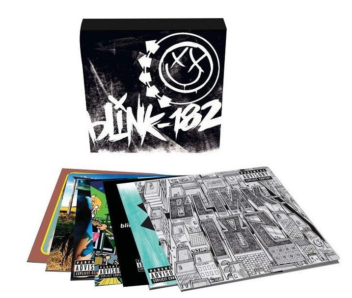 Blink-182 - Vinyl Box - Limited Edition - Vinyl / LP