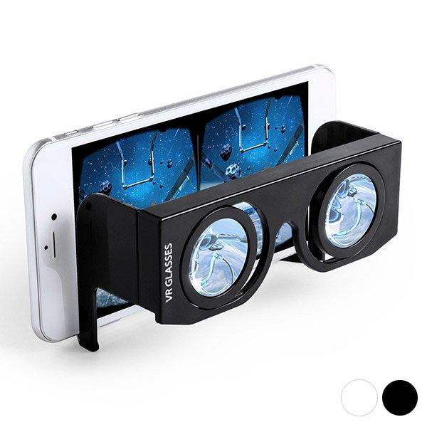 Image of   Virtual Reality Vr Briller Til Smartphone - Sort
