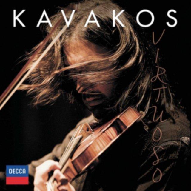 Image of   Kavakos Leonidas - Virtuoso - CD