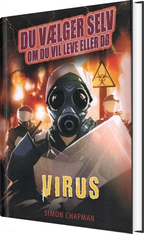 Image of   Virus - Simon Chapman - Bog