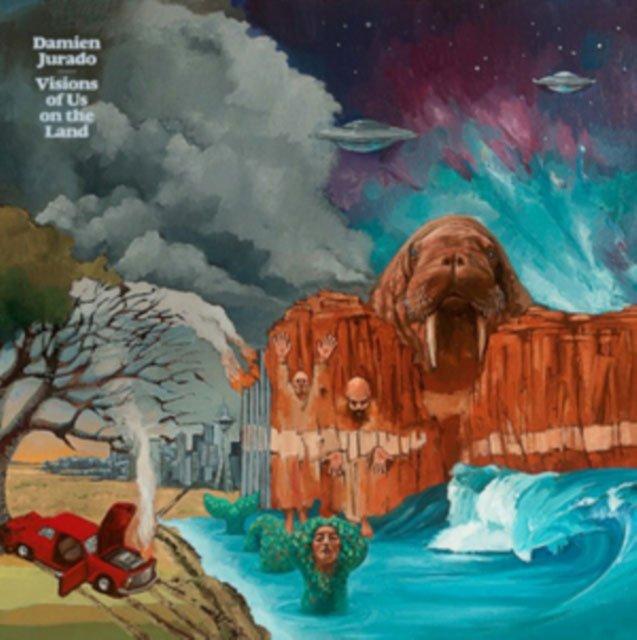 Billede af Damien Jurado - Visions Of Us On The Land - CD