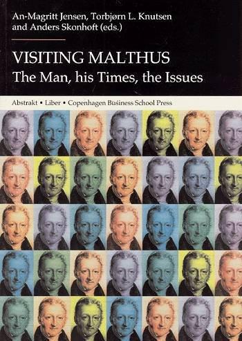 Visiting Malthus - An-magritt Jensen - Bog