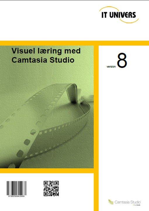 Billede af Visuel Læring Med Camtasia Studio 8 - Charlotte Cederstrøm - Bog