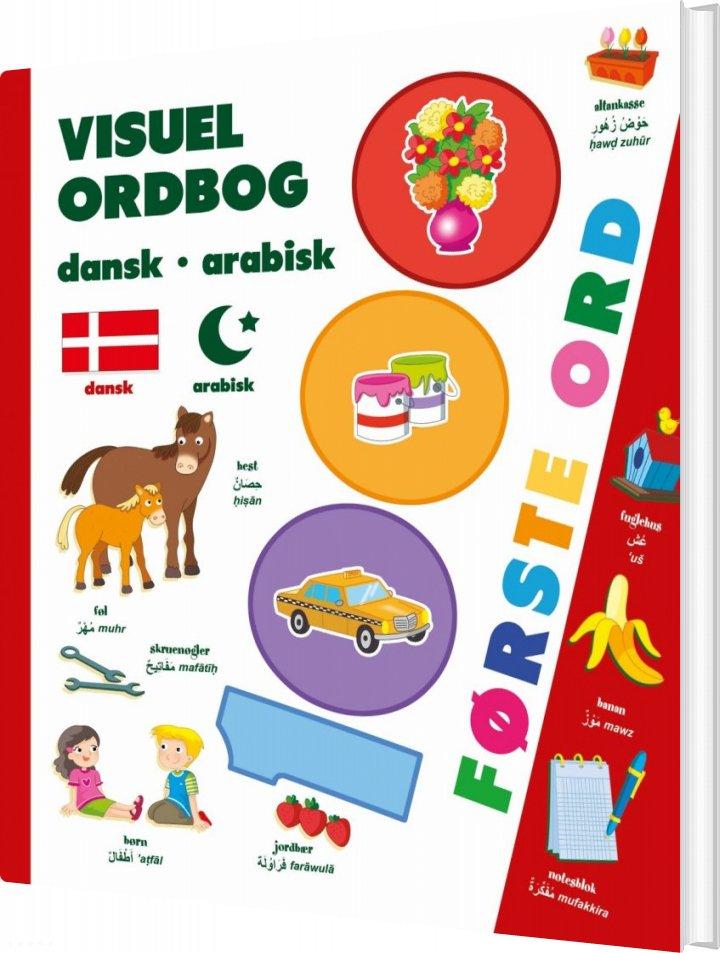 Visuel Ordbog: Dansk-arabisk - Diverse - Bog