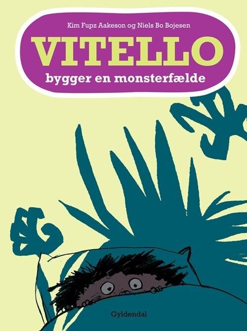 Vitello Bygger En Monsterfælde - Niels Bo Bojesen - Bog