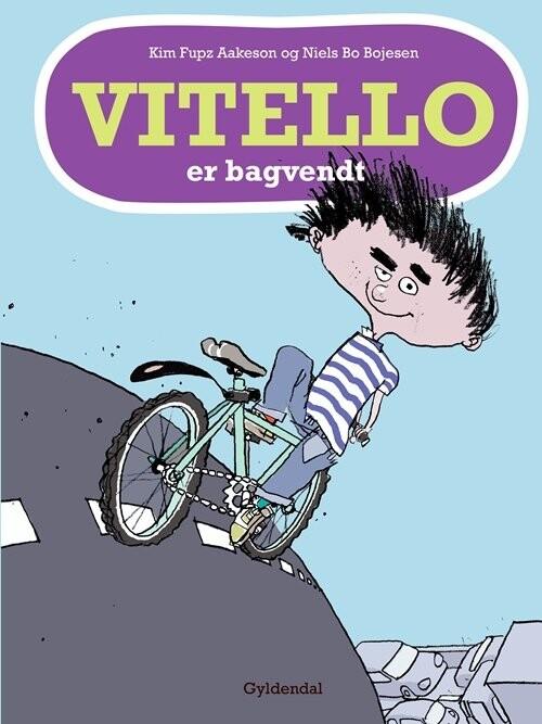 Vitello Er Bagvendt - Niels Bo Bojesen - Bog