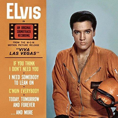 Image of   Elvis Presley - Viva Las Vegas - Vinyl / LP