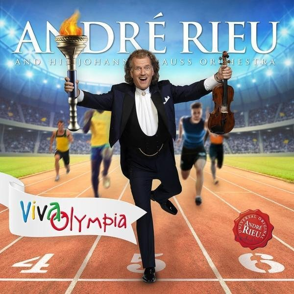 Image of   Andre Rieu - Viva Olympia - CD