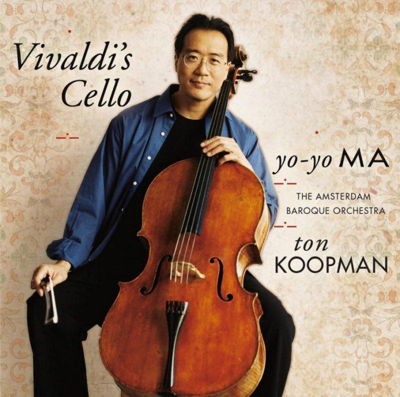 Image of   Yo-yo Ma - Vivaldis Cello - Vinyl / LP