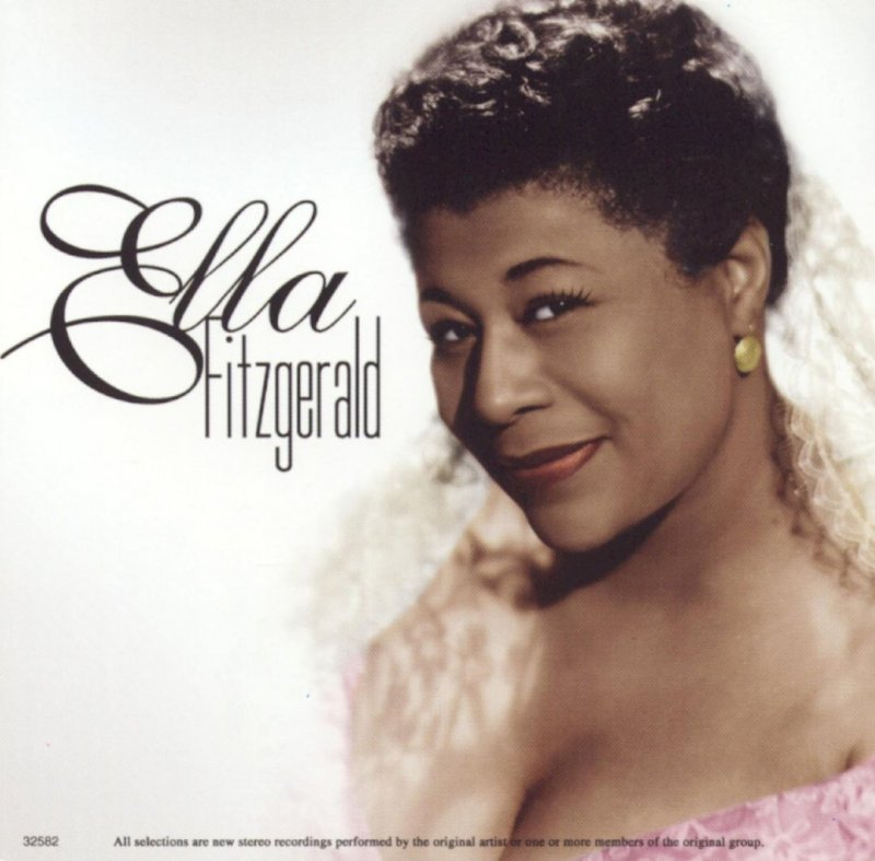 Image of   Ella Fitzgerald - Vol. 1 - CD