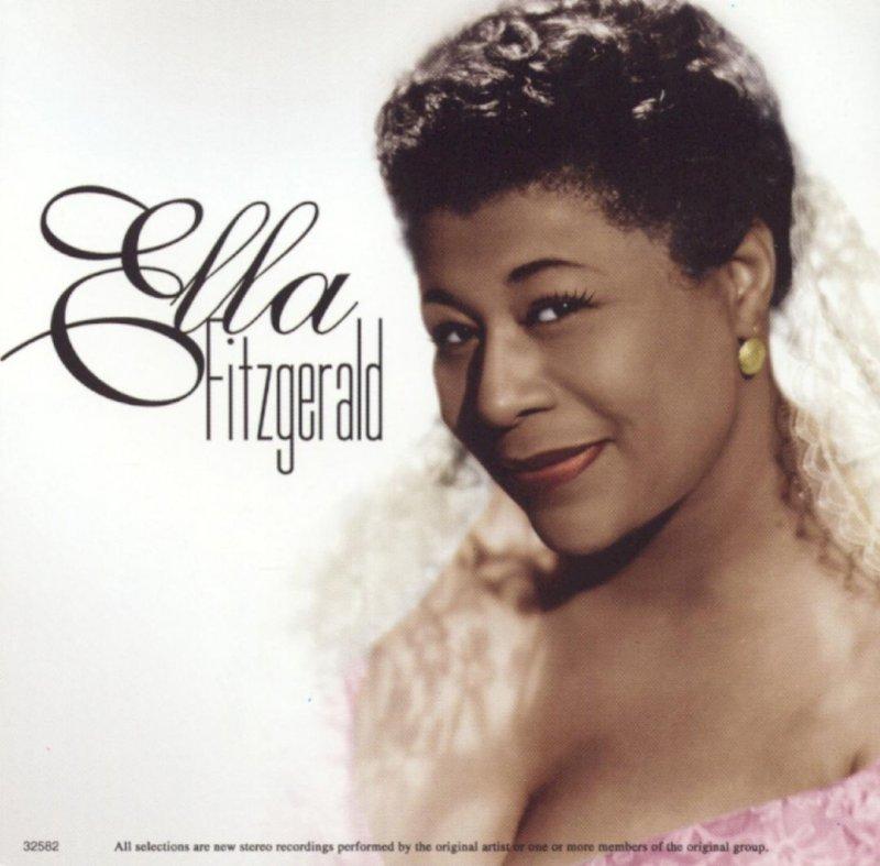 Image of   Ella Fitzgerald - Vol. 1 - CD