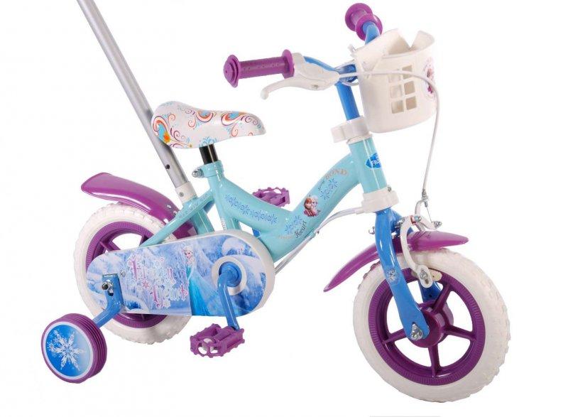 frost, frozen, frozen disney, disney frost, frost disney, cykel med støttehjul, børnecykel med støttehjul, cykel, pigecykel, cykler til børn