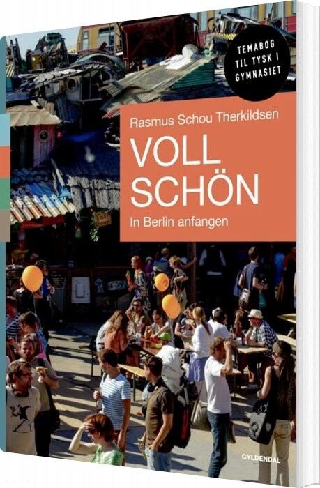 Image of   Voll Schön - Rasmus Therkildsen - Bog